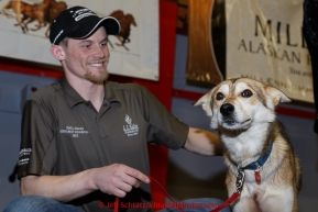 Dallas Seavey's lead dog