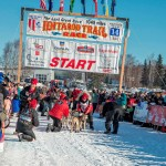 From the Start of the 2014 Race!