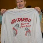 Iditarod Education Department Rocks in the Classroom!