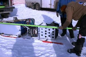 changing sled runner plastic #3 2010