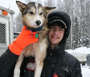 Noah Pereira, 2013 Jr. Iditarod Champion