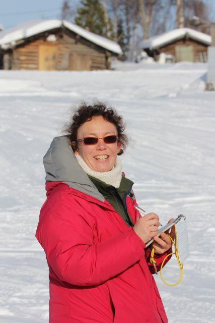 Heat of the day – Iditarod