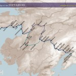 Race Routes - Northern and Southern Routes
