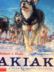 Akiak book cover