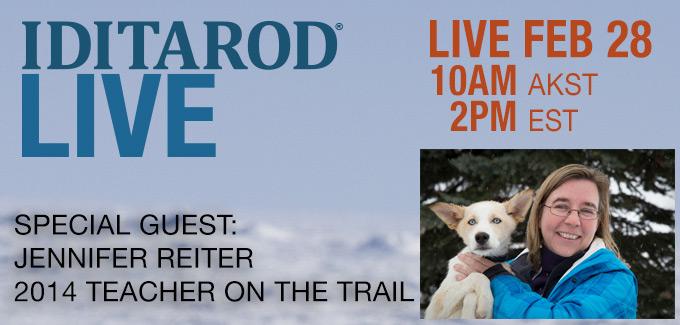 Iditarod Live-Feb28