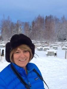 Paula Stevens ( STEVENS ) mom of musher