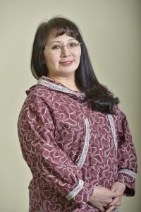 Mary Ellen Ahmaogak ( baker)