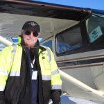 Jerry Wortley Cessna 180 Iditarod Air Force