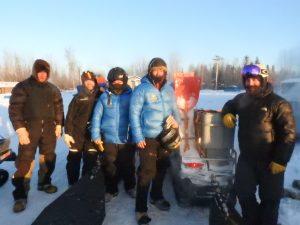Iditarod Trail Breakers