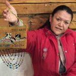 First female musher into Huslia