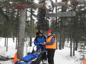 Rohn checkpoint Iditarod 2018